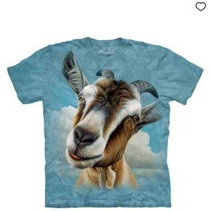 The Mountain Goat head T-shirt
